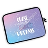 Zippered Planner Pouch - Chase Your Wildest Dreams