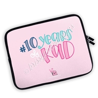 Zippered Planner Pouch - 10 Years of KAD