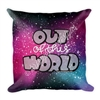 18x18 Throw Pillow - Out of This World