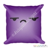 18x18 Throw Pillow - Side Eye Steve