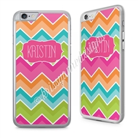 KAD Phone Case - Bright Chevron