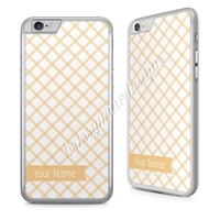 KAD Phone Case - Gold Lattice
