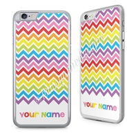 KAD Phone Case - Rainbow Chevron