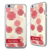 KAD Phone Case - Red Mums