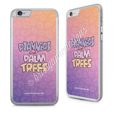 Phone Case - Planners & Palm Trees