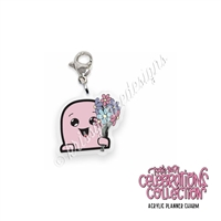 Acrylic Planner Charm - 2021 Mother's Day Steve