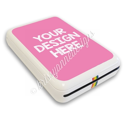 Photo Printer Decal - Your Design