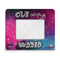 Out of This World Rectangle Picture Frame - 4x6