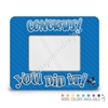 Rectangle Picture Frame - 4x6 - Graduation