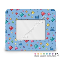 Rectangle Picture Frame - 4x6 - Happy Steve