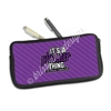 One Sided Zippered Pen Pouch - Bold Planner Thing