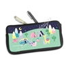 Zippered Pen Pouch - Wild Ones