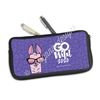 Zippered Pen Pouch - Sunset Llama