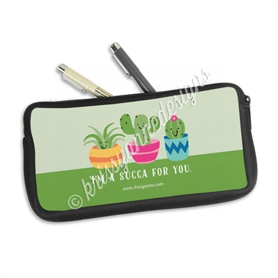 Zippered Pen Pouch - Succa For You