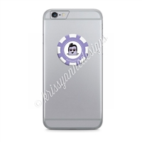 PopSockets® Grip - Purple Elvis Steve