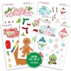 Holiday Static Clings Kit - Christmas Traditions