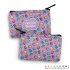 Two Sided Zippered Coin Pouch - Planner Girl