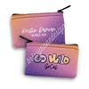 Small Zipper Pouch - GW2020 - Planners & Palm Trees