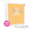 Signature KAD Sticker Binder - Planner Thing