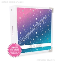 Signature KAD Sticker Binder - May Stars