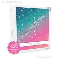 Signature KAD Sticker Binder - November Stars