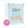 Signature KAD Sticker Binder - Stop in for a Spell