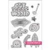 KAD Exclusive Stamp Set - Out of This World