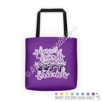 KAD Signature Tote - Planner Friends