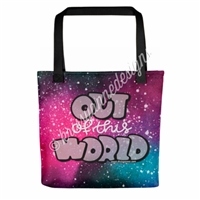 KAD Signature Tote - Out of This World