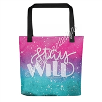KAD Signature Tote - Stay Wild