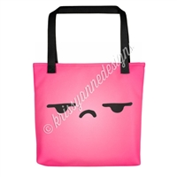 KAD Signature Tote - Side Eye Steve