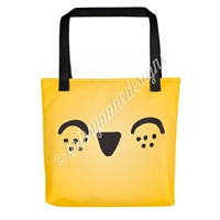 KAD Signature Tote - Happy Steve
