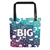 KAD Signature Tote - Dream BIG
