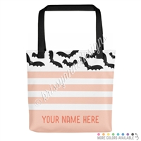 KAD Signature Tote - Here for the Boos