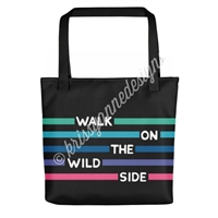 Signature Tote - Wild Side