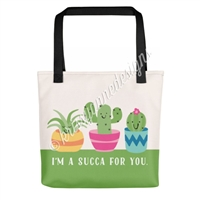 Signature Tote - Succa For You