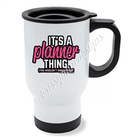 KAD Exclusive Travel Mug - Planner Thing