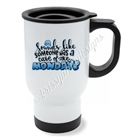 KAD Exclusive Travel Mug - Case of the Mondays