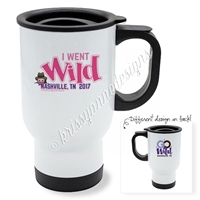 GO Wild 2017 KAD Exclusive Travel Mug - I Went Wild