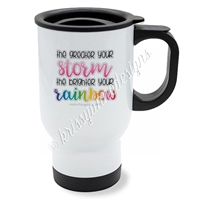 KAD Exclusive Travel Mug - Rainbow