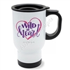 KAD Exclusive Travel Mug - Wild at Heart