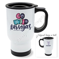 Personalized Travel Mug - GO Wild 2019 - Dream Chaser