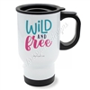 KAD Travel Mug - Wild and Free