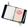 Traveler's Notebook Pocket Decal - Candy Stripes