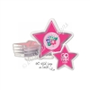 Tradeable Stars - Flowers - 5pk