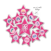 Tradeable Stars - Wild Vibes 10pk