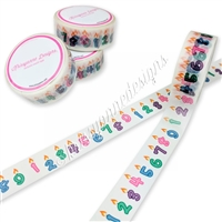 KAD Exclusive Party Candles Washi