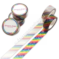 KAD Exclusive Rainbow Washi