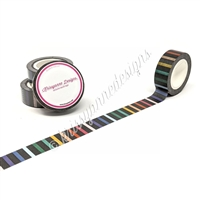 KAD Exclusive Washi - Wild Vibes Stripes