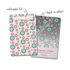 Personalized Rectangle Metal Washi Card - Donut Worry